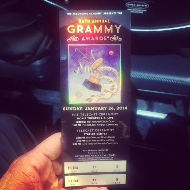 Robinson-cano-instagram-2014-Grammy-Awards-Grammys