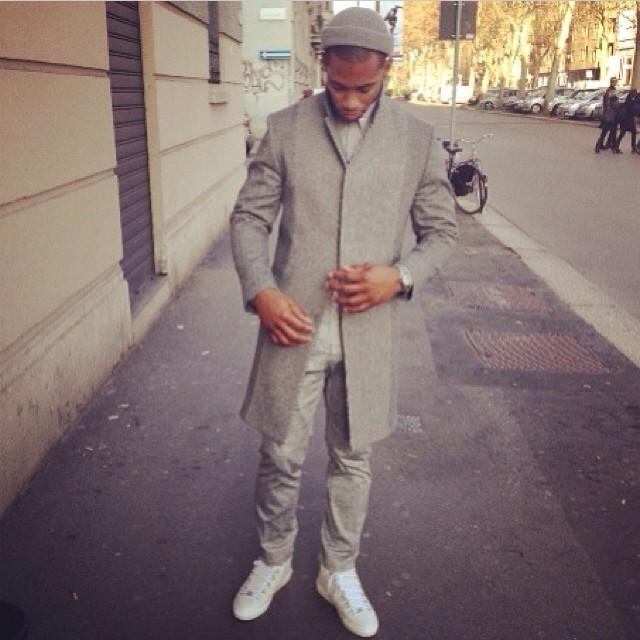Victor-Cruz-Instagram-Milan-fashion-Week-calvin-klein-collection