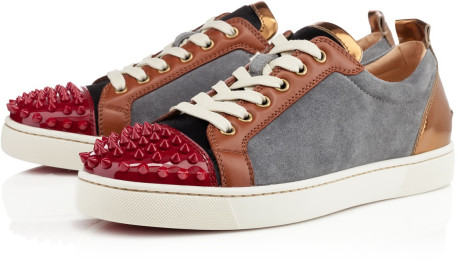 christian-louboutin-louis-junior-spikes-mens-flat