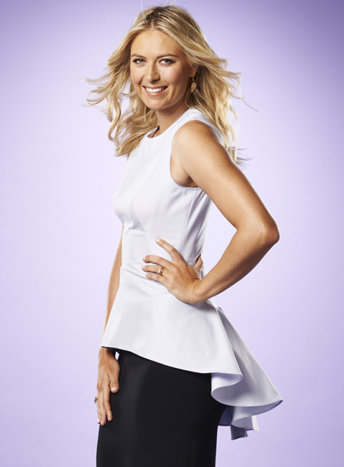 Maria Sharapova Named To Forbes Magazine 30 Under 30