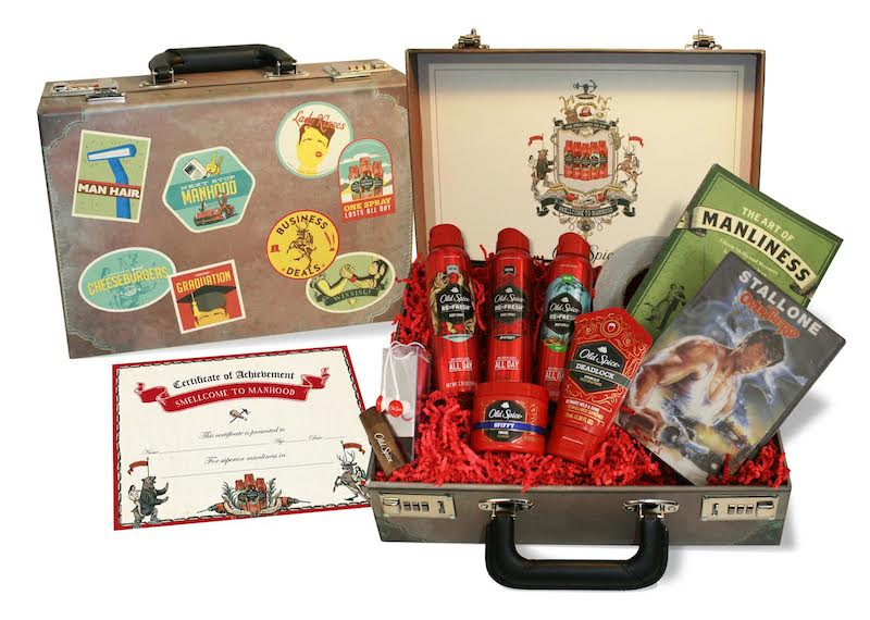"""Giveaway: """"Smellcome To Manhood"""" Pack Sponsored by Old Spice #Smellcometomanhood"""