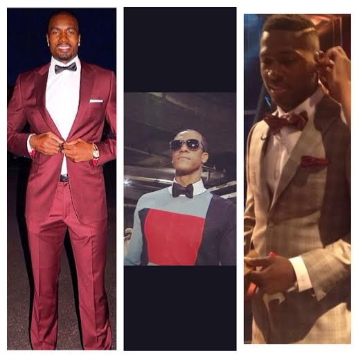 Style: Looks From Athletes Serge Ibaka, Kevin Durant, Rajon Rondo, Antonio Brown & More