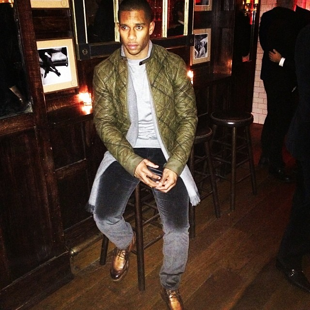 Victor-Cruz-Berluti-2014-New-York-Fashion-Week