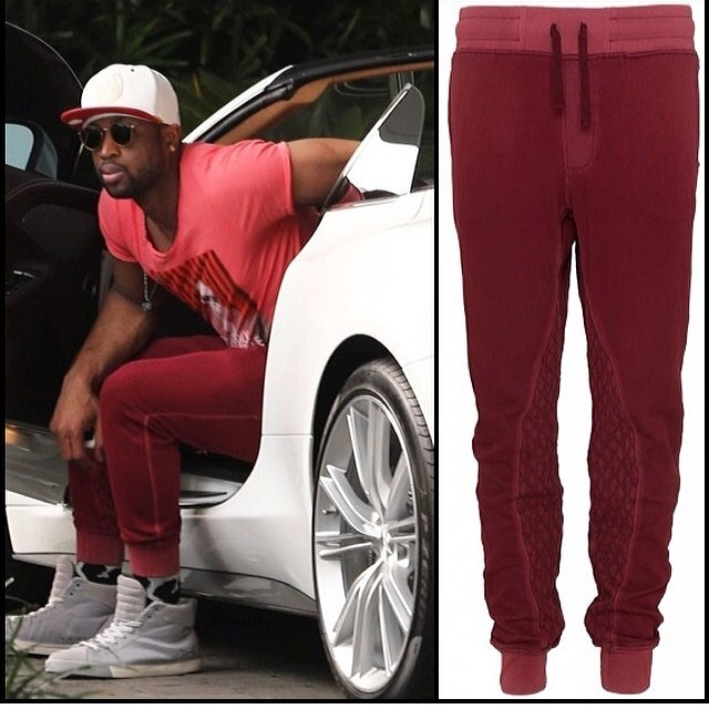 Dwyane-Wade-wearing-Grungy-gentleman-cotton-citizen-sweatpants