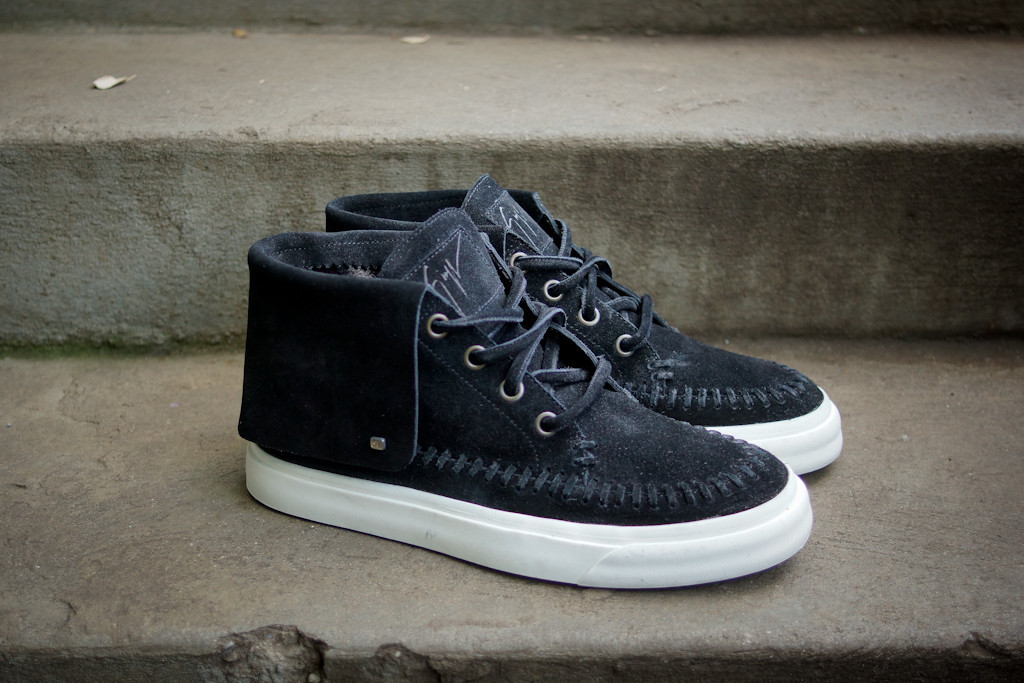 Giuseppe-Zanotti-Moccasin-Stitch-Toe-Black-Suede-Sneakers