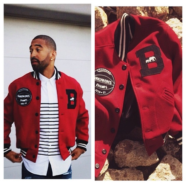 Matt-Kemp-Instagram-The-Brooklyn-Circus-varisty-jacket