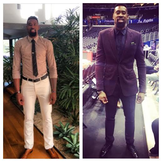 NBA-Deandre-Jordan-Instagram-fashion-gameday-suit