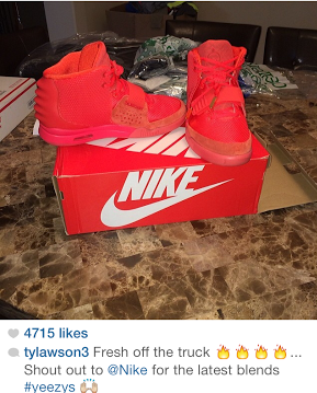 NBA-Ty-lawson-Nike-Air-Yeezy-2-red-octobers