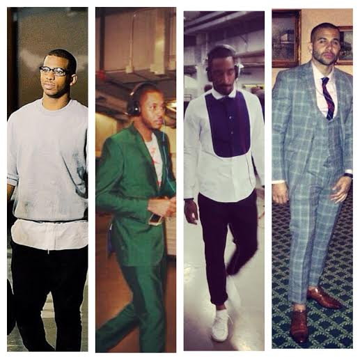 STYLE: Chris Paul, Carmelo Anthony, J.R. Smith & More