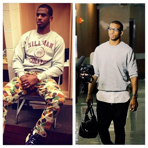 Style Chris Paul Carmelo Anthony J R Smith Amp More