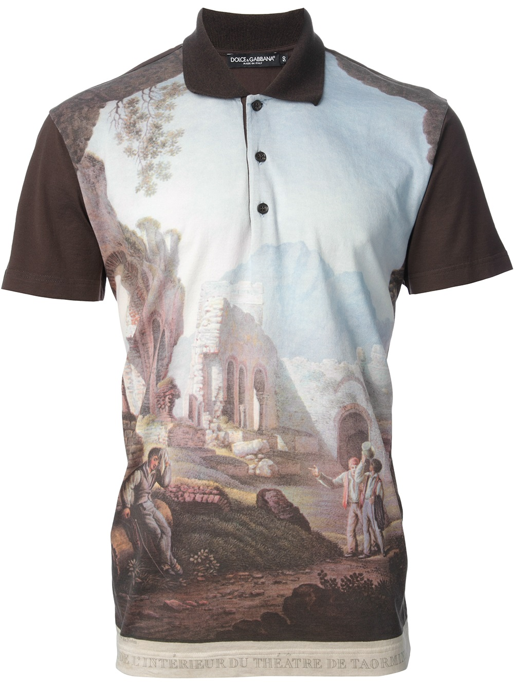 Dolce-gabbana-graphic-print-shirt-