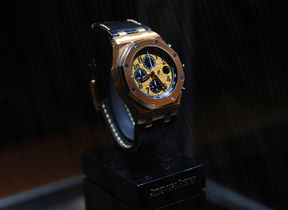Audemars Piguet Celebrates the Launch of the Royal Oak Offshore 42mm Collection at PAMM