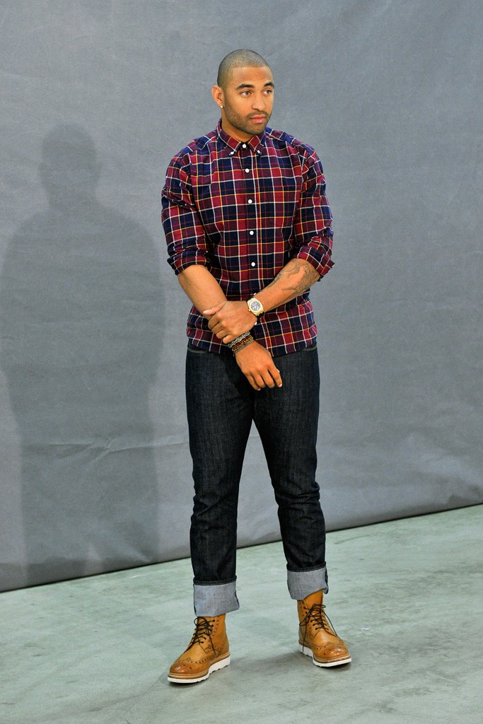 MLB Matt Kemp Annouced As Face Of Gap Outlets Fall 2014 Campaign