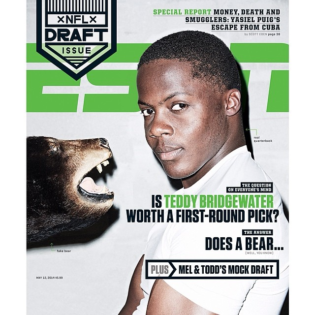 NFL-Teddy-Bridgewater-espn-the-magazine