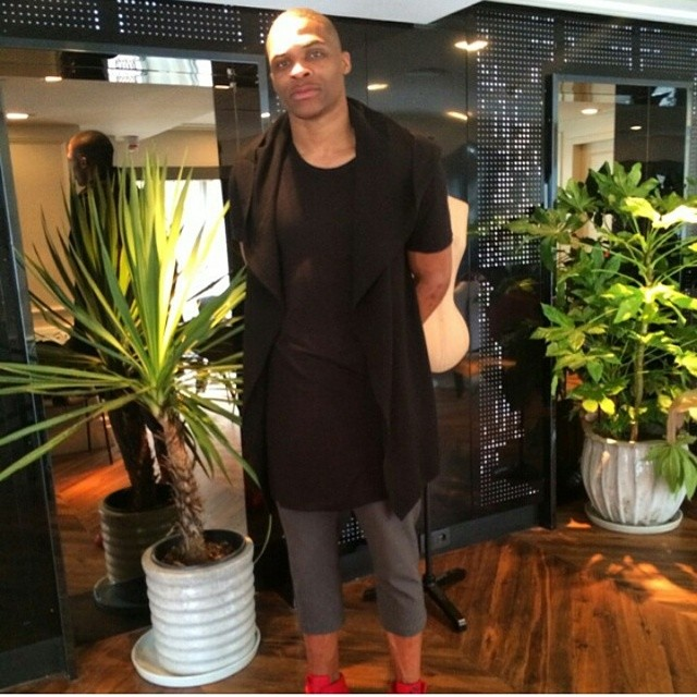 Russell-Westbrook-outfit-rick-owens-spring-summer-paris-fashion-week