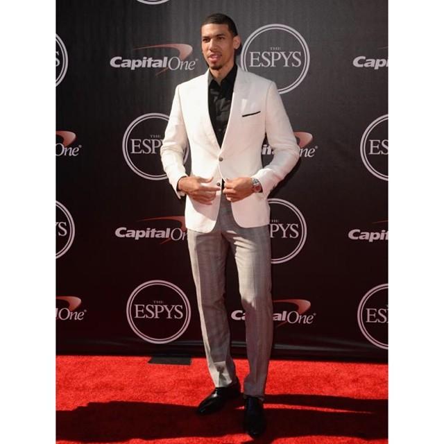 Danny-Green-suit-2014-ESPY-ESPYS