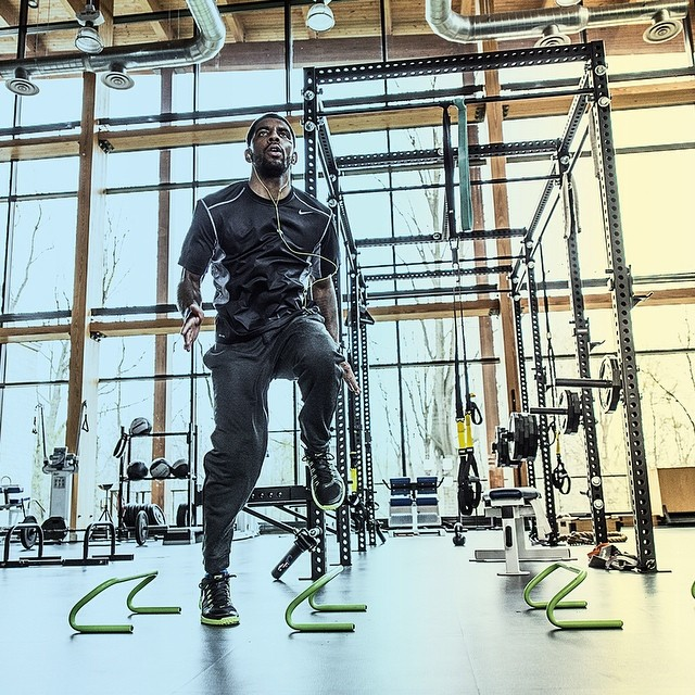 Kyrie Irving Presents Skullcandy's Sports Performance Collection