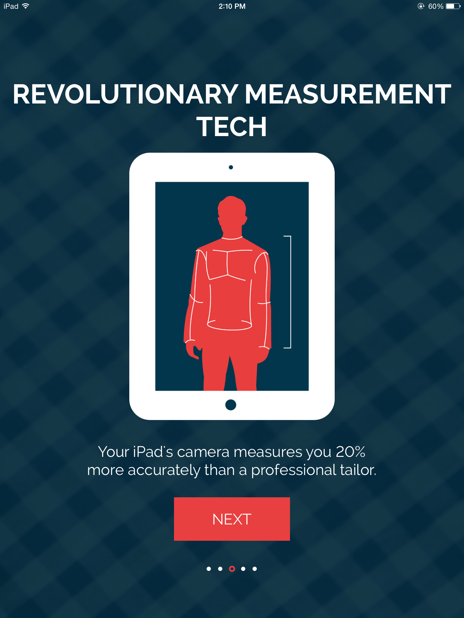 MTailor Offers A Mobile App To Design Custom-Fit Tailored Shirts