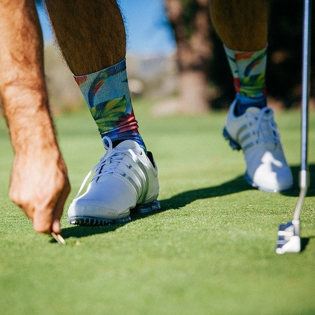 Stance Launches Fusion Golf Collection