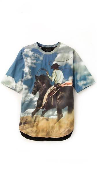 31-phillip-lim-cowboy-print-t-shirt