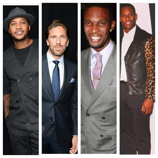 Athletes Take Over New York Fashion Week Spring/Summer 2015