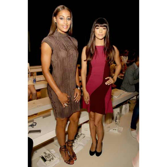 Skylar-Diggins-Instagram-Richard-Chai-presentation-2014-NYFW
