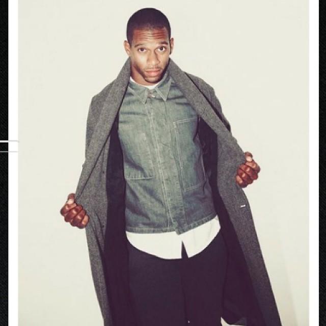 NFL Victor Cruz Talks Fashion For Mr. Porter Journal