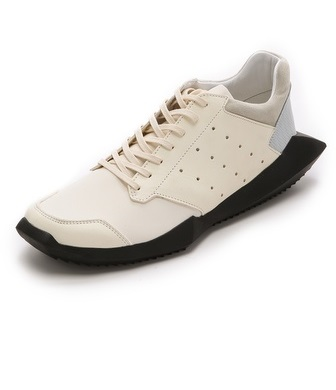 buy popular 9d0ee f3e68 Hott Pick  Adidas x Rick Owens Tech Running Sneakers