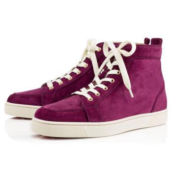 Christian-Louboutin-Rantus-Mens-Flat-Suede-Mens-Sneakers