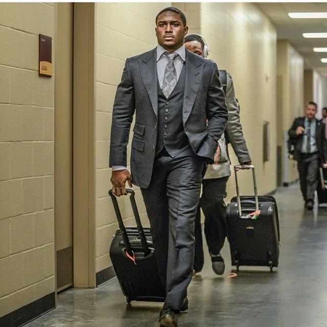Reggie-Bush-tom-ford-suit-NFL-Sunday