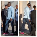 Yasiel-Puig-wears-Christian-Louboutin-Sneakers-and-AG-denim-jeans-to-Jimmy-Kimmel-Live-MTS