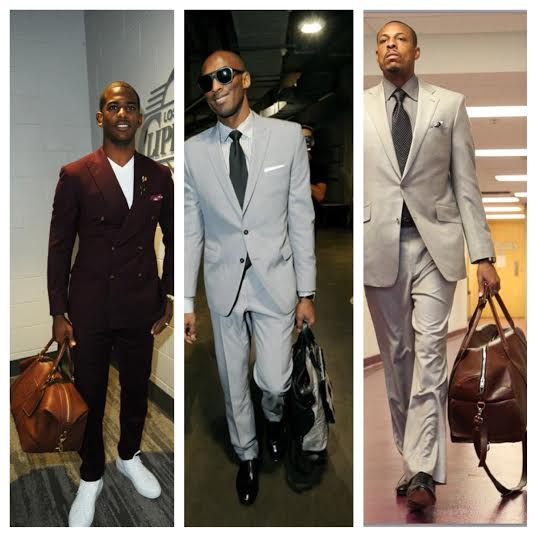 Kobe Bryant Backpacks >> Trend: NBA Players Swap Gym Bags For Luxurious Man Bags