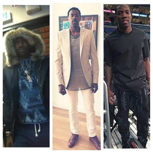NBA STYLE: Lebron James, Deandre Jordan, Eric Bledsoe & More