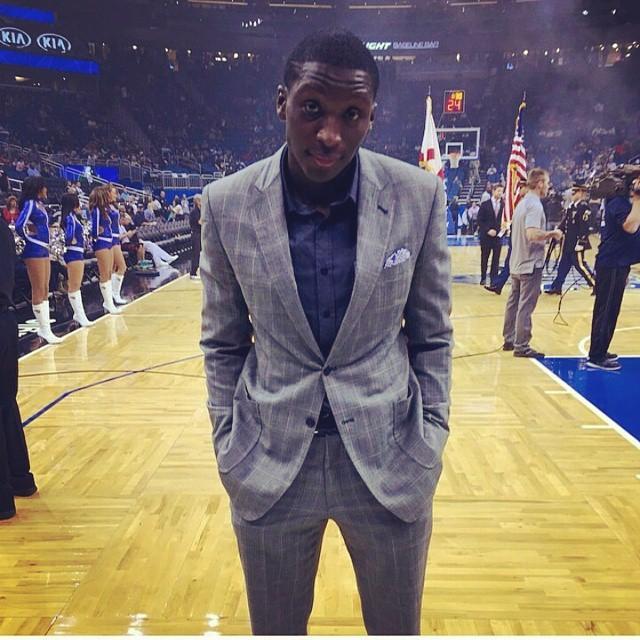 Victor-Oladipio-patterened-suit-instagram
