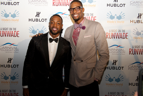 A Night On The Runwade Benefit And Fashion Show