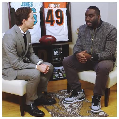 VIDEO: Saks Fifth Ave Introduces 'Fashion Blitz' Series Featuring NY Jets Demario Davis