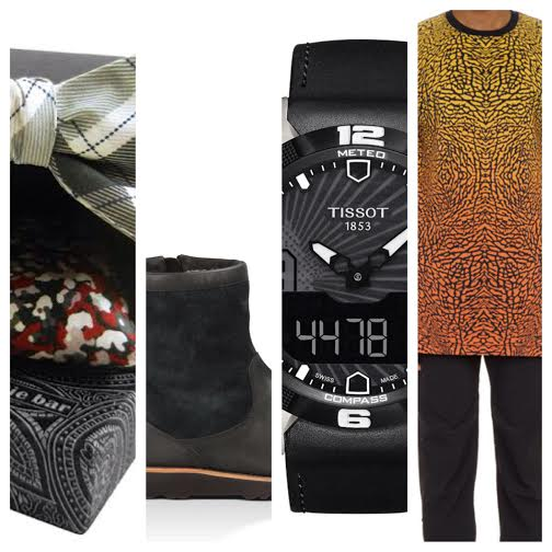 2014 Holiday Gift Guide: 8 picks for fashionable sports fanatics