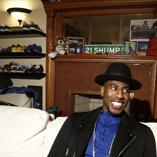 NBA Iman Shumpert Wants Respect From The Fashion World, Q&A With WWD