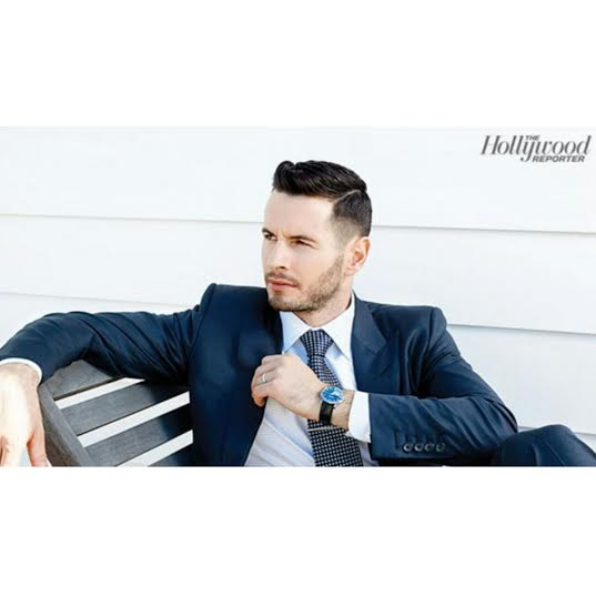 STYLE: NBA J.J. Redick Talks Watches With The Hollywood Reporter Magazine