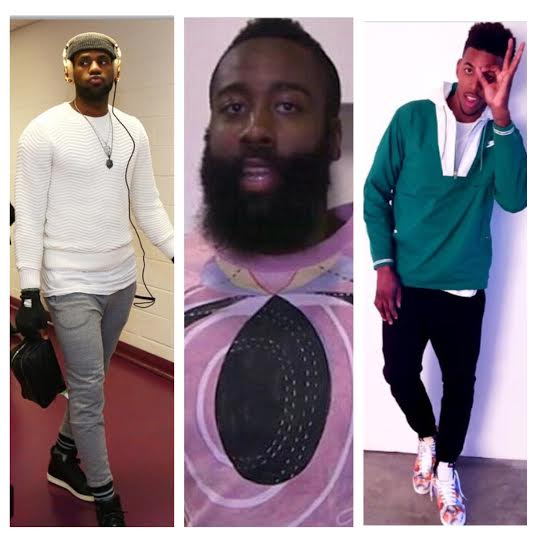 STYLE: NBA Lebron James, James Harden, Nick Young & More