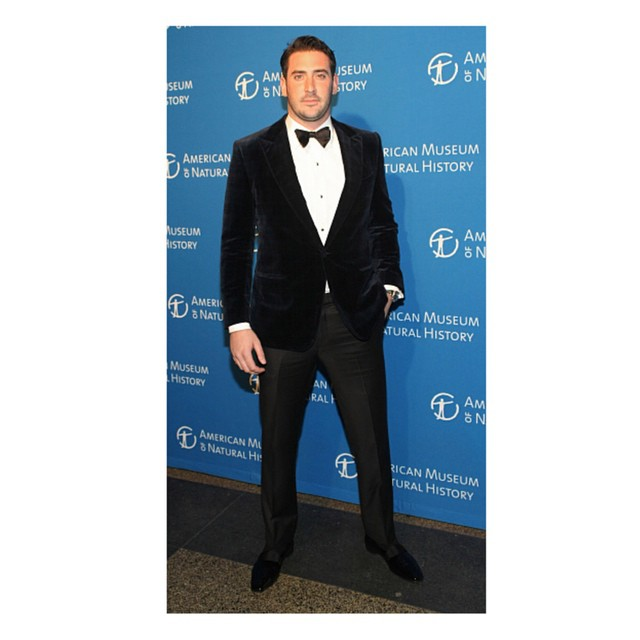 STYLE: NY Mets Matt Harvey Wears Ermenegildo Zegna Tuxedo For 2014 American Museum Of Natural History Gala