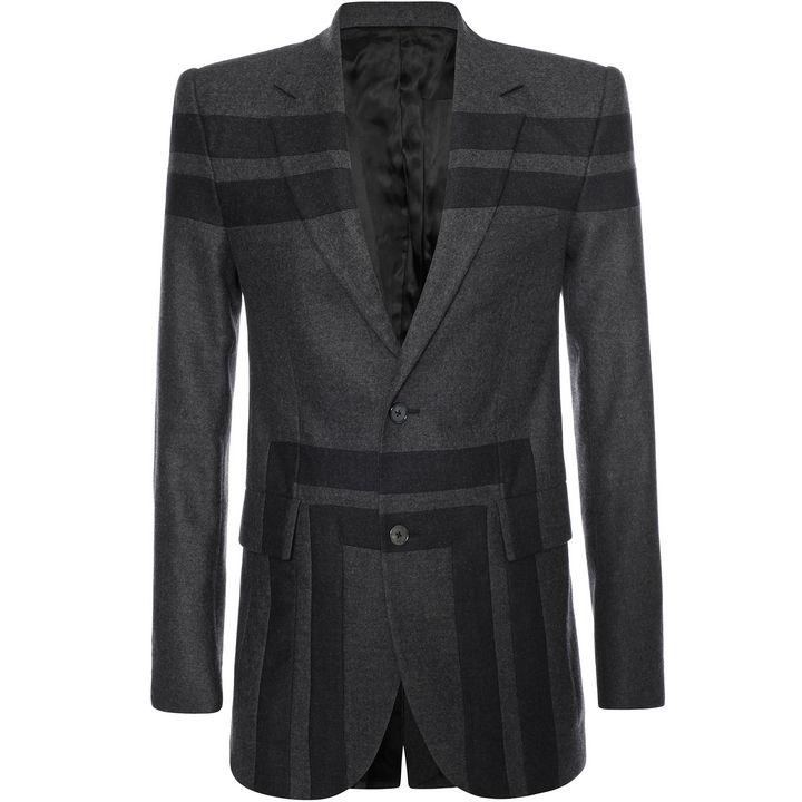 Alexander-mcqueen-geometric-wool-flannel-suit-jacket