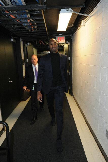 STYLE: 24 'Black Mamba' Turtlenecks For Winter…Thank Kobe Bryant