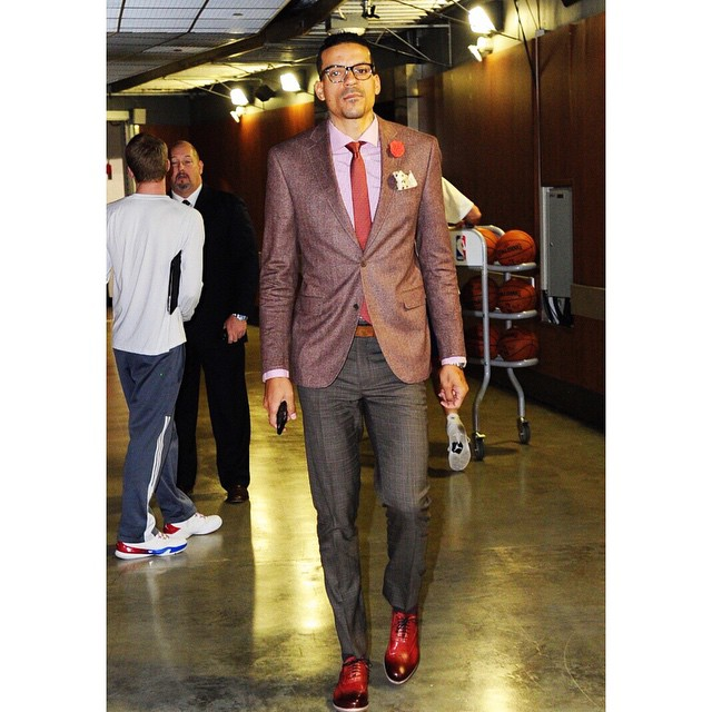 clippers-Matt-Barnes-christmas-day-look-fashion-style