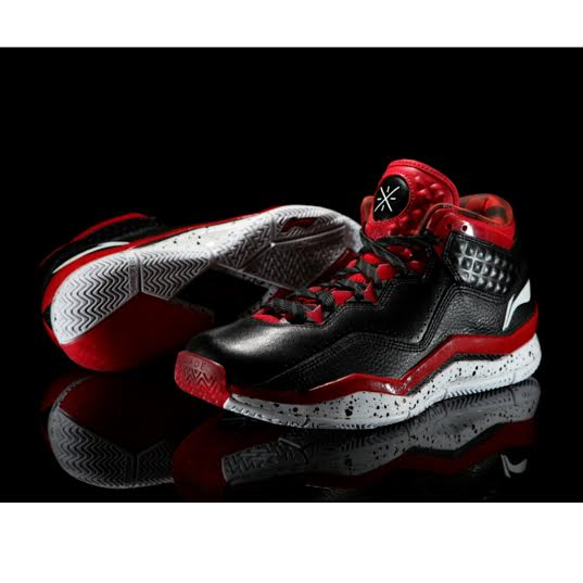 NBA Dwyane Wade & Li-Ning Launch WOW 3.0 Sneakers