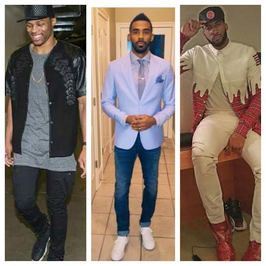 STYLE: NBA Russell Westbrook, Mike Conley Jr., Andre Drummond And More