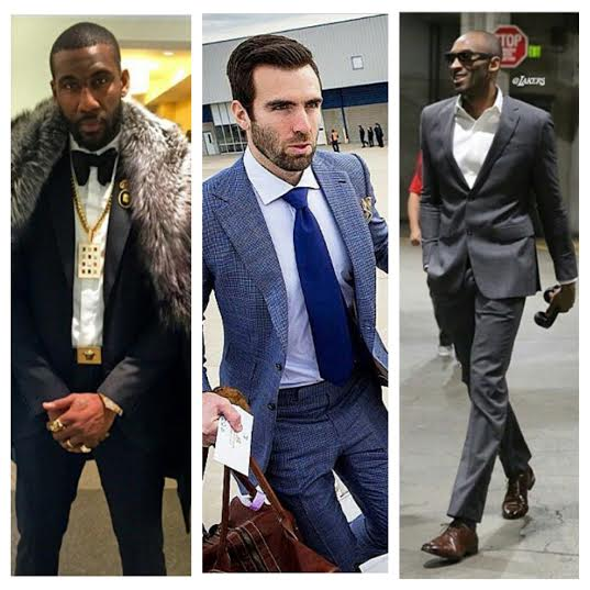 STYLE: Amar'e Stoudemire, Joe Flacco, Kobe Bryant, And More.