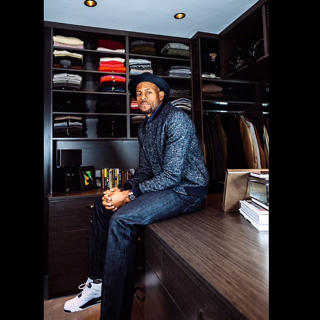 NBA Andre Iguodala Named Men's Style Director of Twice