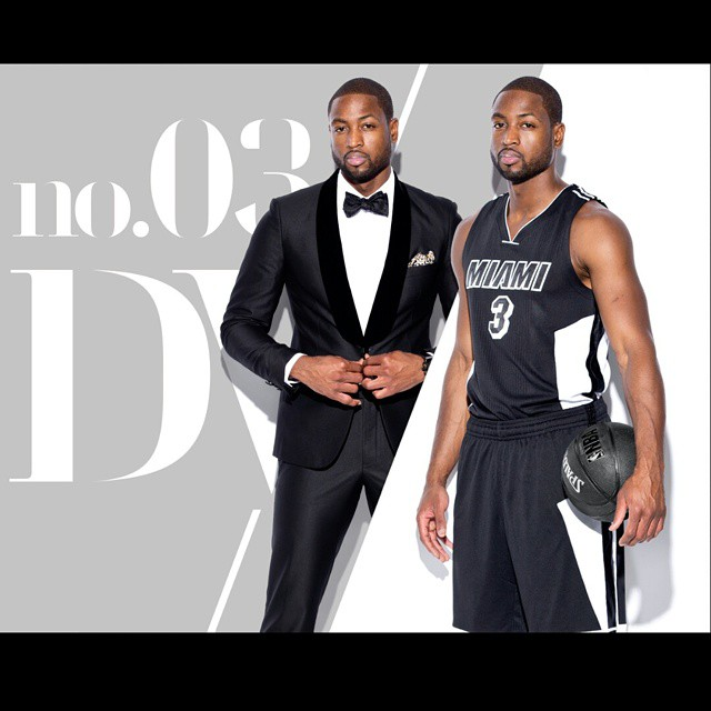 Miami Heat Debut New Uniforms Inspired By Black-Tie Tuxedo