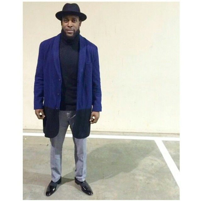 Kam-Chancellor-seattle-seahawks-nfc-champ-urban-outfitters-colorblock-overcoat